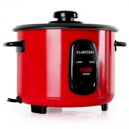 Klarstein Osaka 1, piros, rizsfőző, 1 liter, melegen tartó funkció