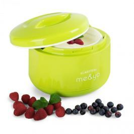 Klarstein Me&Yo, joghurtkészítő gép, 1 l, árammentes, zöld
