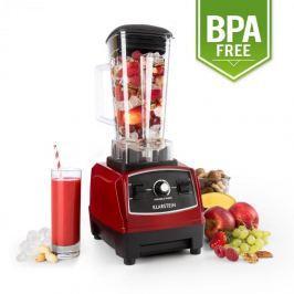 Klarstein Herakles-2G-R, 1500 W, 2 liter, asztali mixer, smoothie, BPA nélkül