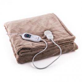 Klarstein Dr. Watson, 120 W, 180 x 130 cm, melegítő takaró, mosható, bézs színű