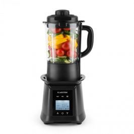 Klarstein Herakles Heat leves mixer, 1300W/1,7PS 900W, 1,75l, BPA-mentes, üveg, fekete