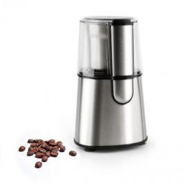 Klarstein Speedpresso, ezüst, kávédaráló, 200 W, 65 G, őrlőkéses darálómechanizmus, nemesacél