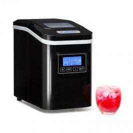 Klarstein Lannister, fekete, jégkocka készítő gép, 10 kg/24 h