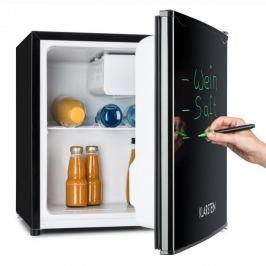 Klarstein Spitzbergen ACA, 40 l, fekete, hűtőszekrény fagyasztóval, A+ energetikai osztály