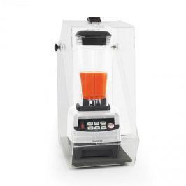 Klarstein Herakles 5G, asztali mixer burkolattal, 1500W, 2,0 PS, 2 liter, BPA-mentes, fehér