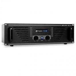 Skytec AMP–1000 PA–erősítő 1600W fekete végfokerősítővel