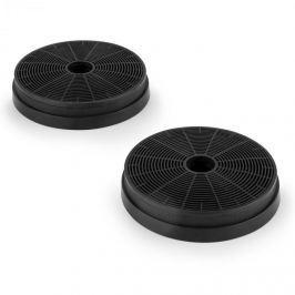 Klarstein szűrő aktív szénnel, pót, cserélhető szűrő, pár, két darab