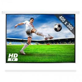 FrontStage PSAC-200, motorikus vetítővászon, HDTV, 400 x 300 cm 4:3