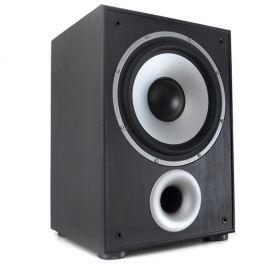 LTC SW100 aktív basszus hangfal, subwoofer, 100 W, fekete
