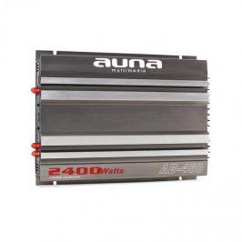 Auna AB-450 4-utas erősítő, autóba alkalmas, 2400W