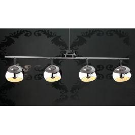 Függesztékes/fali lámpa OCTANS - ezüst