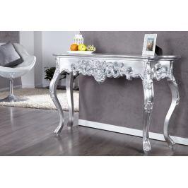 Fésülködőasztal VENICE SILVER - ezüst