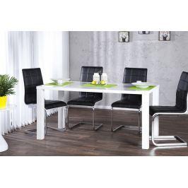 Étkezőasztal COLONADA IV - fehér