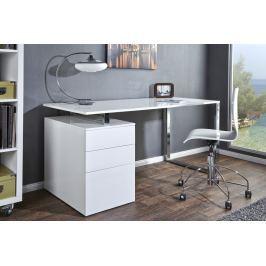 Íróasztal COMPACT - fehér