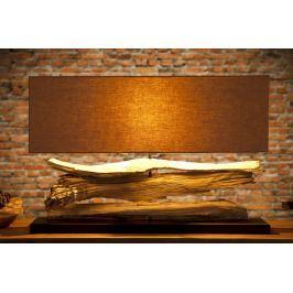 Asztali lámpa ACAMAR - bézs