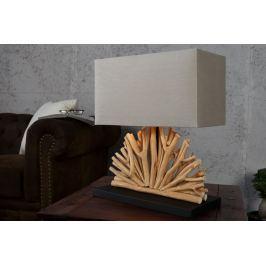 Asztali lámpa LUPUS II - bézs