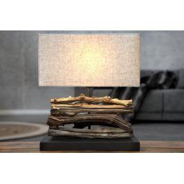Asztali lámpa LUPUS III - bézs