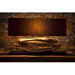 Asztali lámpa ACAMAR - fekete