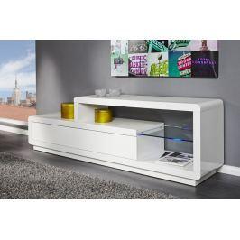 TV szekrényPHASER - fehér