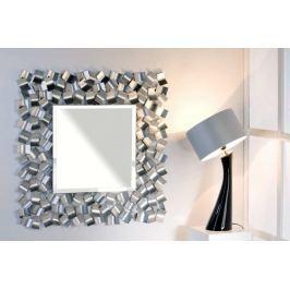 Zrkadlo BLIZZARD 90x90 cm - strieborná