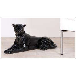 Dekoratívna socha NEHSI - čierna