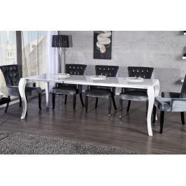 Étkezőasztal STORFOSNA 170-230 cm - fehér