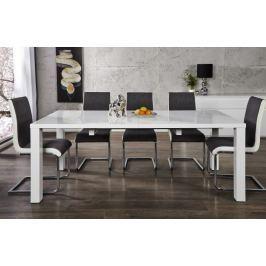 Étkezőasztal COLONADA  120-200 cm - fehér