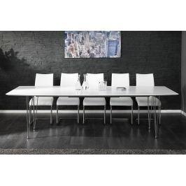 Étkezőasztal ARCTEC 170-270 cm - fehér