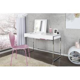 Fésülködőasztal/íróasztal MILANO - fehér