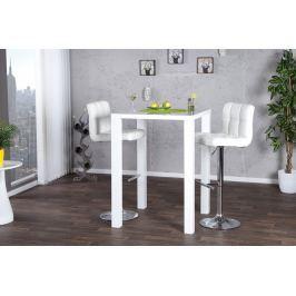 Bárasztal LUCERN - fehér