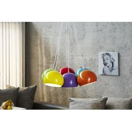 Függesztékes lámpa VIRGO 6 110 cm - sokszínű
