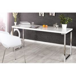 Íróasztal DELK 140 cm - fehér