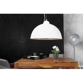 Függesztékes lámpa STUDION - fehér