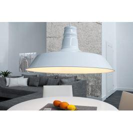 Függesztékes lámpa LUKA 45 cm - fehér