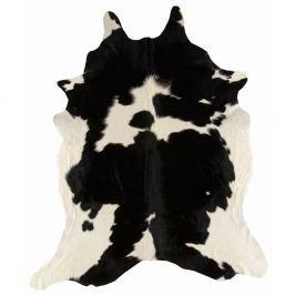 RODEO COWHIDE - fekete/fehér