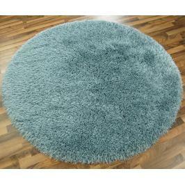 Cascade kerek szőnyeg 160cm - pasztel/zöld