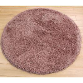 Cascade kerek szőnyeg 160cm - sötétlila