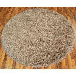 Cascade kerek szőnyeg 160cm - szürkésbarna