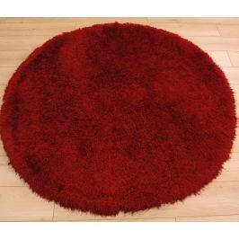 Cascade kerek szőnyeg 160cm - rubín