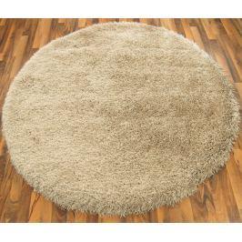 Cascade kerek szőnyeg 160cm - homokszín