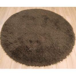 Cascade kerek szőnyeg 160cm - füst szin