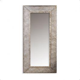 Zrkadlo PURLEY 120x60 cm - antická strieborná