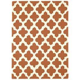 Artisan szőnyeg - terrakotta 03