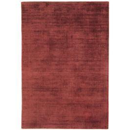 BLADE szőnyeg - sötétpiros/bordó