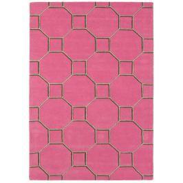 Matrix szőnyeg MAX09 Cassin - rózsaszín