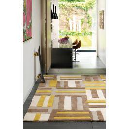 Matrix szőnyeg MAX17 Code - sárga