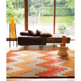 Matrix szőnyeg MAX23 Cuzzo - narancssárga sienna