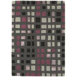Matrix szőnyeg MAX26 Plaza - rózsaszín