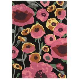 Matrix szőnyeg MAX29 Calisto - fekete/sokszínű