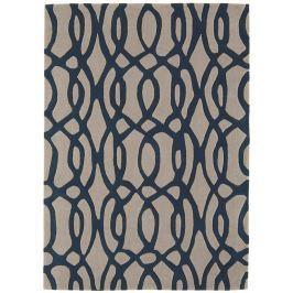 Matrix szőnyeg MAX36 Wire - kék